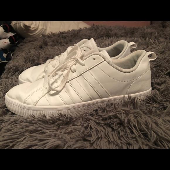 save off 3e83b 47676 adidas Shoes - Brand new all white Addias! 👟